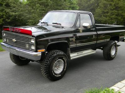 1983 Chevrolet CK Pickup 1500