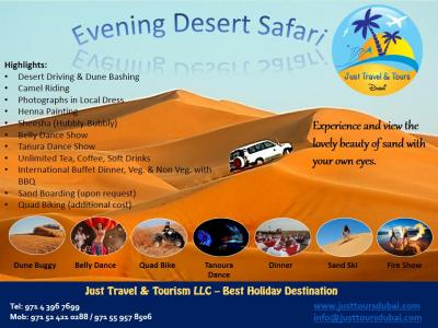 Welcome To Just Travel & Tours LLC – Best Holiday Destination