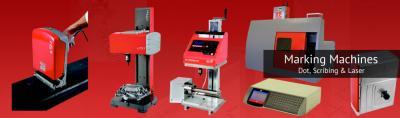 Dot, Scribing and Laser marking machine India - Purshotam