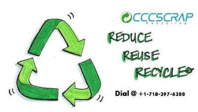 Get Scrap Metal Recycling Services in USA