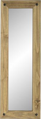 Decorative Mirrors – Pine Frame Wall Mirrors