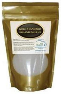 Re-oxygenate Your Body with Gold Standard Organic Sulfur – H2O Air Water Americas