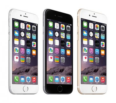Apple Iphone 6+ 16 gb(silver) now available for 52548 at poorvika