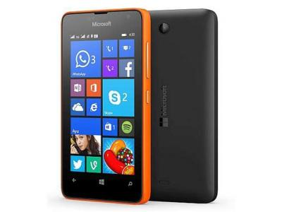 Microsoft Lumia 430 Dual Sim now available for 4794 at poorvika