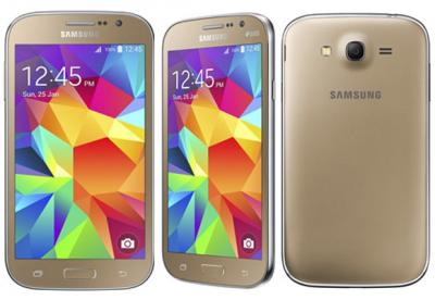 Samsung i9060 Galaxy Grand Neo Plus(Black) currently available for 8800 at poorvika