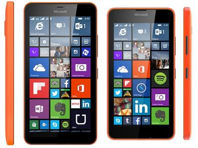 Microsoft Lumia 640 XL  available for 13687 at poorvika