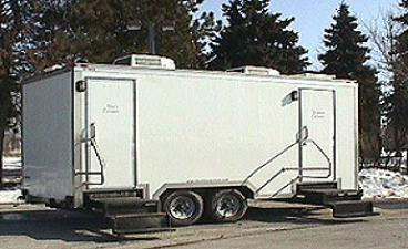 Shower Trailers and Restroom Trailers for Rent on This Labor Day