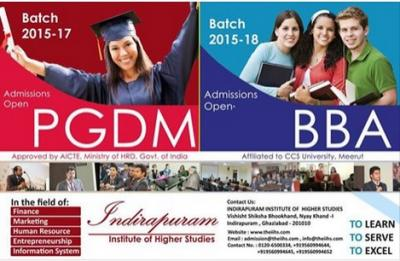 Join IIHS the Top Management College in Ghaziabad