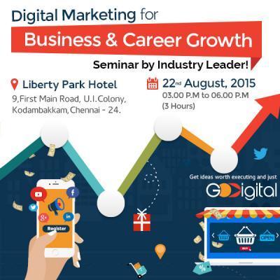 Launching Zuan Technology's GoDigital Seminar 2015