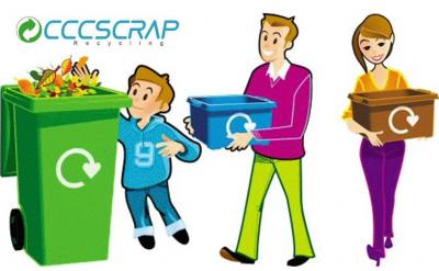 National scrap metal recycling in USA
