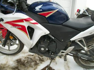 2012 Honda CBR 250 - $2400 (palmyra)