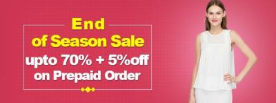 apparel online shopping in india