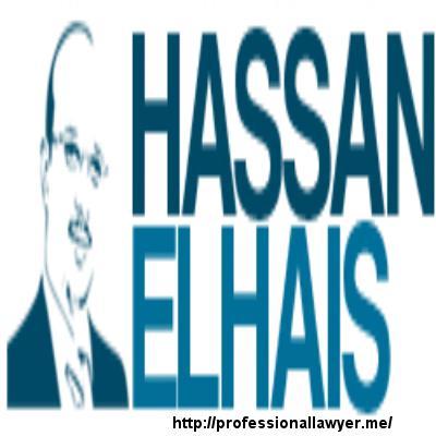 Legal Consultant in Dubai - Mr. Hassan Elhais