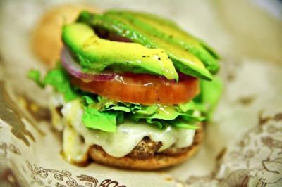 Top Grass-Fed Burger Chains| Organic Burgers Restaurant | Fresh & Fast Burgers in New York