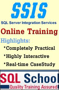 Online Training on Microsoft Business Intelligence @ SQL School