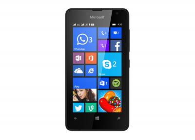 Microsoft Lumia 430 Dual Sim at poorvika