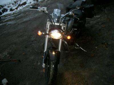 2008 Suzuki VZ 800 Boulevard M50