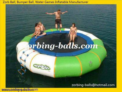 Inflatable Trampoline, Water Trampoline, Water Bouncer