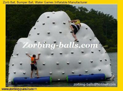 Inflatable Iceberg, Inflatable Water Iceberg, Inflatable Climbing, Inflatable Mountain