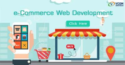 Ecommerce Website Development in Coimbatore - Vcominfotech : 9843116017
