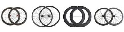Carbon fiber bike products