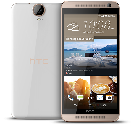 Htc One E9+ for Rs.34001 at poorvika