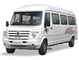 Tempo Traveller Price per km in Delhi