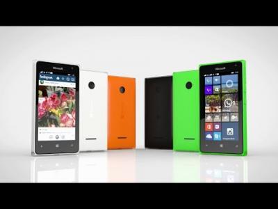 Microsoft Lumia 532 Dual Sim Rs. 5876 at poorvika