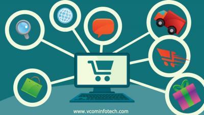 Coimbatore Ecommerce Website Designing - Vcominfotech : 9843116017