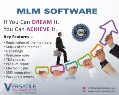 MLM Software Development Company, MLM Software in India
