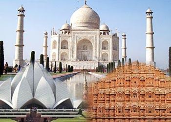 Classic Golden Triangle Tour India
