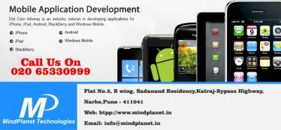 Mobile Applications Development Pune