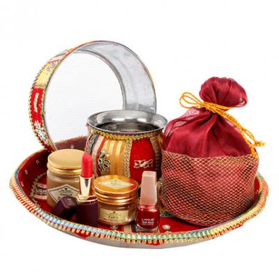 Online Karwa Chauth Gifts for Wife