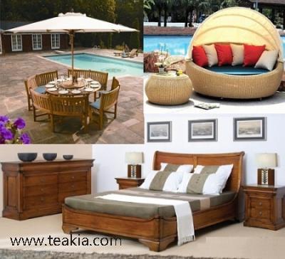 Teakwood Furniture in Malaysia