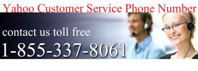 Yahoo Customer Service Number Call Now Us 1-855-337-8061