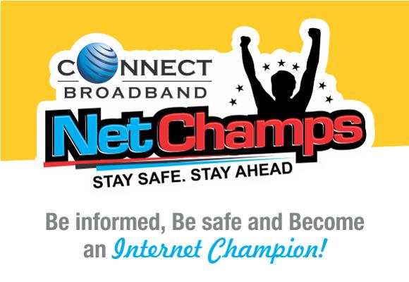 Connect Net Champ Contest