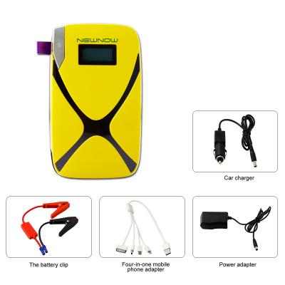 X-5 Mini 8000mAh Portable Car Jump Starter