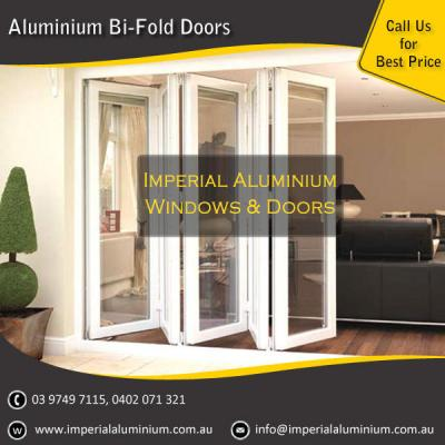 High Quality Bifold Doors Melbourne