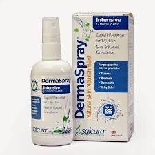 Natural solution for skin diseases   -Derma Spray