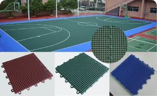 Online tennis court Flooring Installation