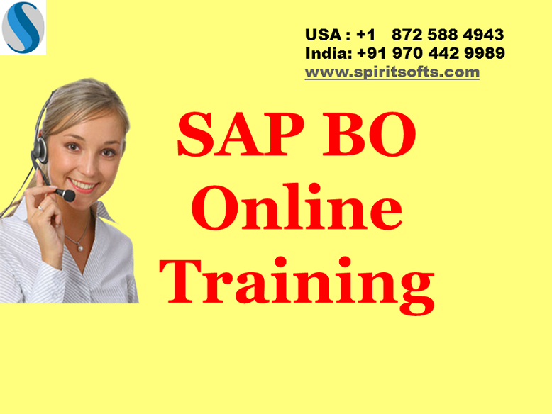 SAP BO Online Training in Hyderabad UK USA Australia UAE Canada Singapore Brazil