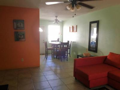 From February 1 -- Furnished - 1/1 - Parking - Kitchen - Near the Beach