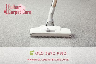 Carpet Cleaners in Fulham Area