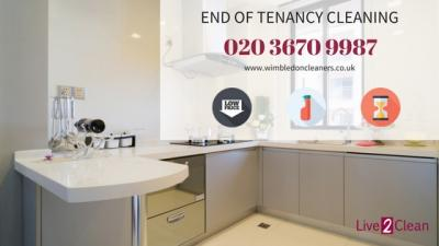 End of tenancy cleaning services Wimbledon