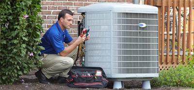 heating and cooling burlington