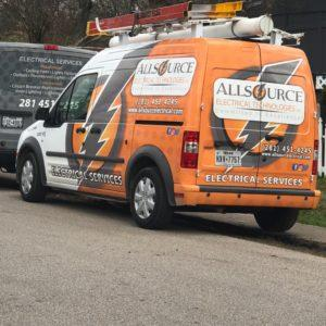 Call now! Electrician in Alvin Texas- Allsource   Electrical Technologies
