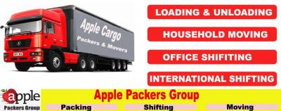 Apple Packers and Movers in Ahmedabad