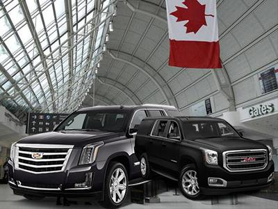 Airport Cab and Taxi Service In Canada