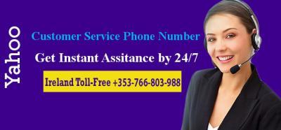 Yahoo Helpldesk  Number Ireland +353-766-803-988