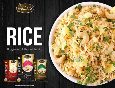 Trusted Brand Of Indian Rice Importers In New Zealand - Kashish Food
